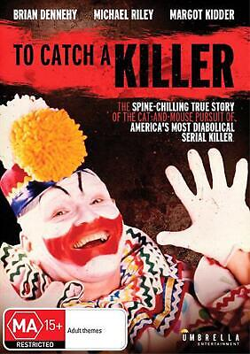 To Catch A Killer - DVD Region ALL Free Shipping!