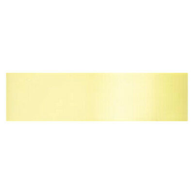 Culpitt JASMINE YELLOW 12MM x25m Double Faced Satin Ribbon Cake Decoration Craft