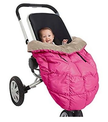 7AM Enfant Cygnet: 3-in-1 Cover for the Baby Carrier, Neon Pink