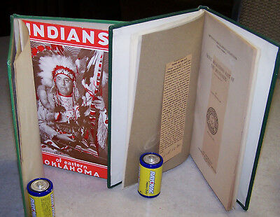 1956 Indians of Eastern Oklahoma & 1934 Tribal Migration East of the Mississippi