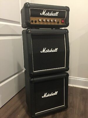 MARSHALL LEAD 12 Mini Stack, 80s Vintage, Made in England