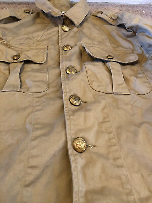 British Khaki Drill Other Ranks Tunic and Trousers