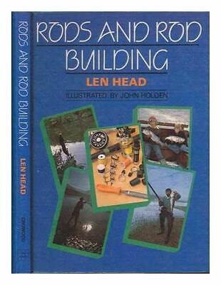Rods and Rod Building by Head, Len Hardback Book The Cheap Fast Free Post