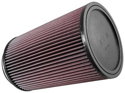 K&N Filters RU-3220 Round Universal Clamp-On Air Cleaner Assembly