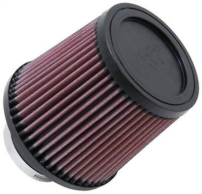 K&N Filters RU-4990 Round Tapered Universal Clamp-On Air Cleaner Assembly
