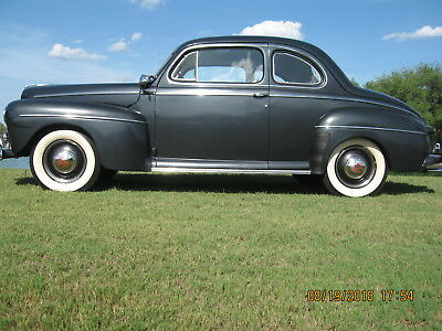 1946 Ford Coupe Deluxe 1946 FORD COUPE