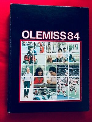 1984 Ole Miss Yearbook, University of Mississippi
