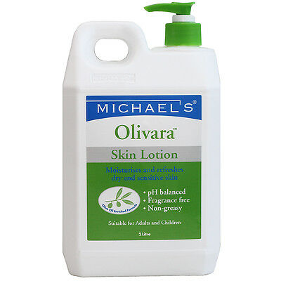 Baby Moisturising Lotion - Pure Olive Oil Fragrance Fee
