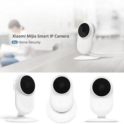 Xiaomi Mijia 1080P FHD Smart IP Camera WiFi 130 Degree FOV Infrared Night Vision