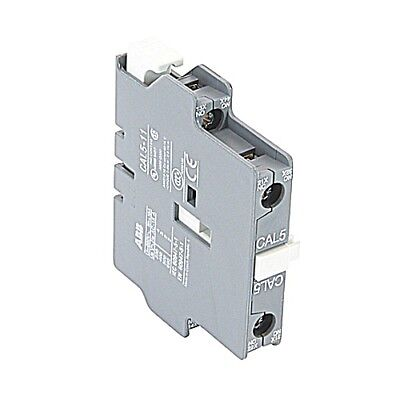 ABB CAL5-11 Side Mount Auxiliary Contact Block