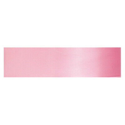 Culpitt BABE PINK 25mm x 25m Double Faced Satin Ribbon Cake Decoration Bow Craft