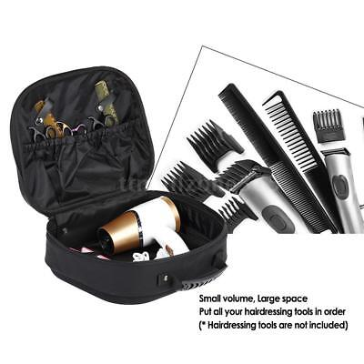 Barber Hair Salon Scissors Comb Tool Storage Pouch Bag Hairdressing Case Q6G4