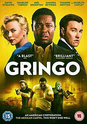 Gringo [DVD] [2018] - DVD  6PVG The Cheap Fast Free Post