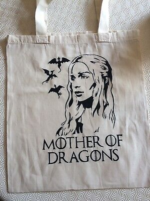 Game Of Thrones- Original Hand Painted Bag