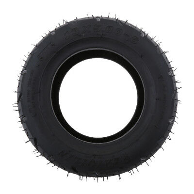 """Go Kart TYRE Tire 13 5.00 6 Inch 6"""" for Go-Kart Lawnmower Scooters"""