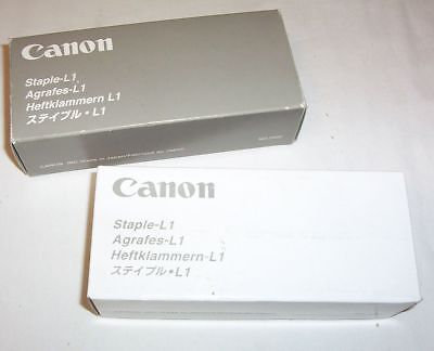 Canon staples L1 300C 0253A001[AA]/[AD] - 2 boxes, each 3 packs