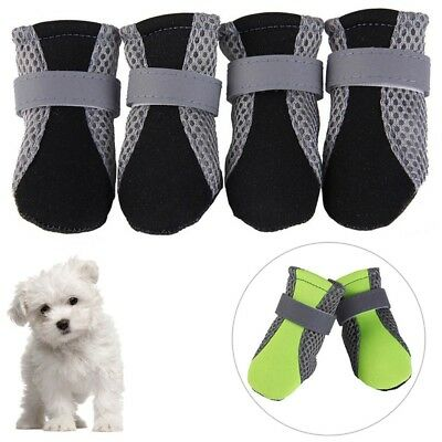 Unisex Anti Slip Pet Dog Shoes Waterproof Protective Rain Boots Dog Booties Sock
