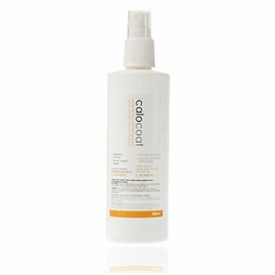 Calocoat Lens Cleaning 220ml Spray. Antistatic Formula for ALL Coated Lenses.