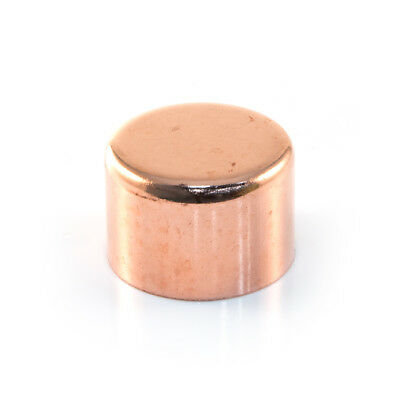End Feed Stop Ends Copper Different Sizes 22Mm-28Mm-35Mm-42Mm-54Mm