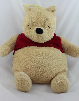 Boots Classic Winnie the Pooh Plush Hot Water Bottle Cover / Pyjamas Case