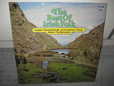 "LP V.A. ""The Best of Irish Folk"" (One Up Records)"