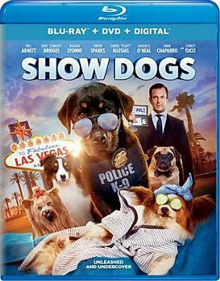Show Dogs - Blu-Ray Region 1 Free Shipping!