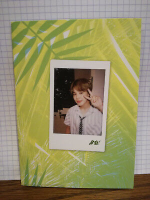 BTS Bangtan Boys Summer package 2017 official limited selfie book Jimin