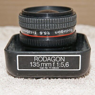 Rodagon  5,6/135mm  Rodenstock