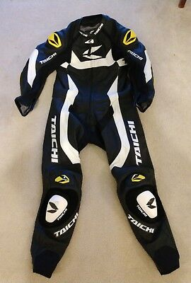 RS Taichi NXL304 GP-WRX R304 Leather One Piece Race Suit