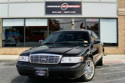 2004 Ford Crown Victoria  free shipping warranty cheap police interceptor v8 commuter trade in finance