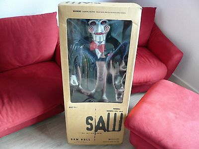 SAW Saw Horror Puppe DOLL PUPPET