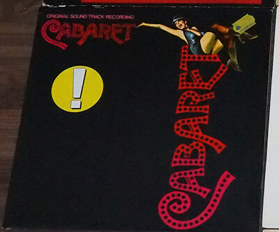 Life is a Cabaret Soundtrack, LP Vinyl, MCA Records 250-428, Made in Germany 72
