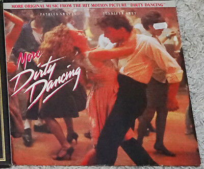 More Dirty Dancing LP Vinyl, RCA, BL86965 Made in Germany 1988