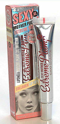 Soap and Glory Mother Pucker XL Extreme Plump Clear Lip Gloss 10ml