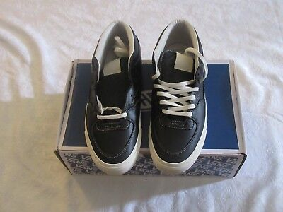 e595dcbdb0 Vans OG Full Cab LX Leather Black 4000545036 VN0A3DP6L3A Size 11 Sneakers