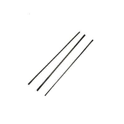 Jeweltool McGuinness Assorted Piercing Saw Blades, Pack of 36 .