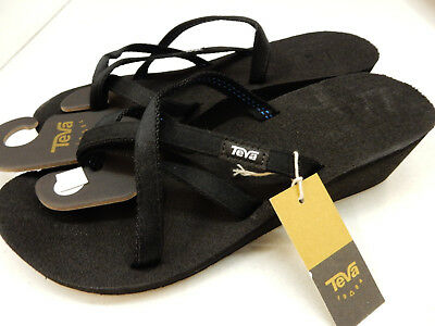 0b2d999f7 TEVA WOMENS SANDALS Mush Mandalyn Wedge Ola 2 Agave North Atlantic ...