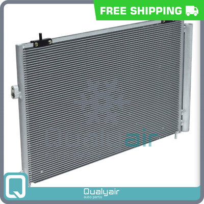 4770568// 8846042070 QA New Premium A//C Condenser for Toyota RAV4 2001-05