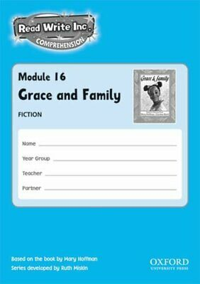 Read Write Inc. Comprehension: Modules 16-20: Pack ... by Munton, Gill Paperback