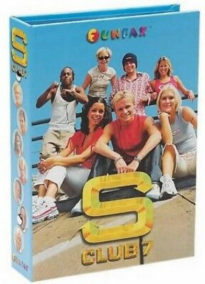 """""""S Club 7"""" (Funfax) Paperback Book The Cheap Fast Free Post"""