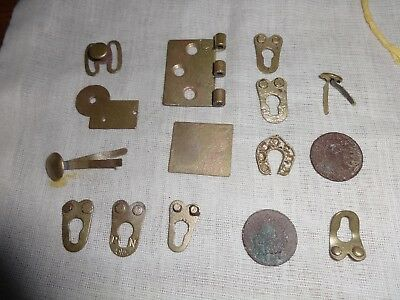 Set of antique metal detector finds!!!