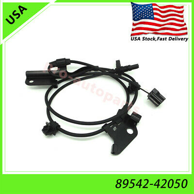 ABS Wheel Speed Sensor Front Right 89542-42050 For 06-17 Toyota RAV4 2.4 2.5 3.5