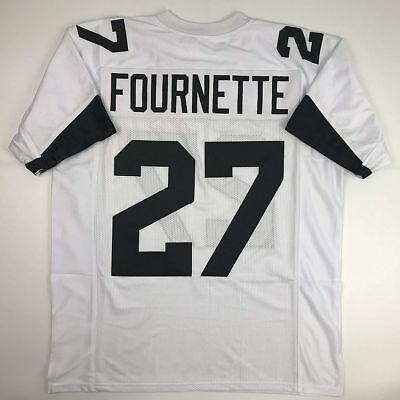 NWT LEONARD FOURNETTE #27 Jacksonville Jaguars Vapor Sewn Limited  for cheap