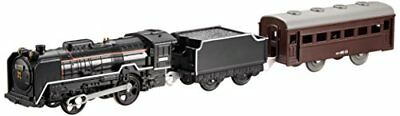 Tomy Plarail S-28 with light D51 200 Unit steam locomotive F/S From japan