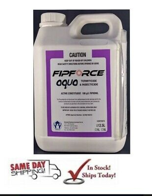 SALE..Fipforce Fipronil 100g/L Termite&Ants - 2.5L same as Termidor