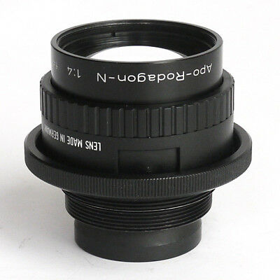 Rodenstock Apo Rodagon N 105mm f4 Used 100% test by DHL or EMS