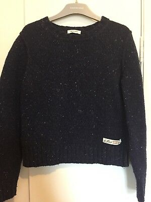 Country Road Boys Marle Knit Jumper Size 10