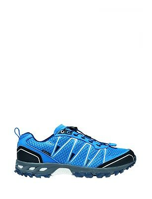 CMP Hiking Shoe Hiking Boot Atlas Blue Quick Lacing Ortholite