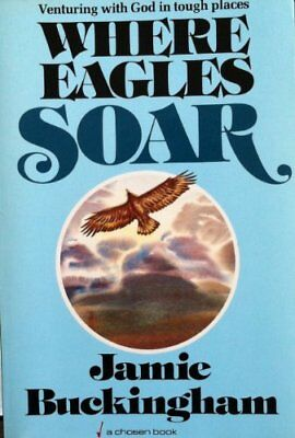 Where Eagles Soar by Buckingham, Jamie Paperback Book The Cheap Fast Free Post