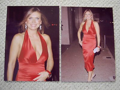 Clearance #4 Trisha Penrose  2 cleavage on A4 glossy paper as seen